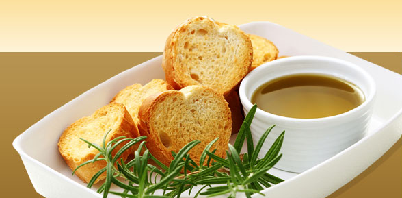 Hard herbs, like rosemary, work best when frozen in extra virgin olive oil.