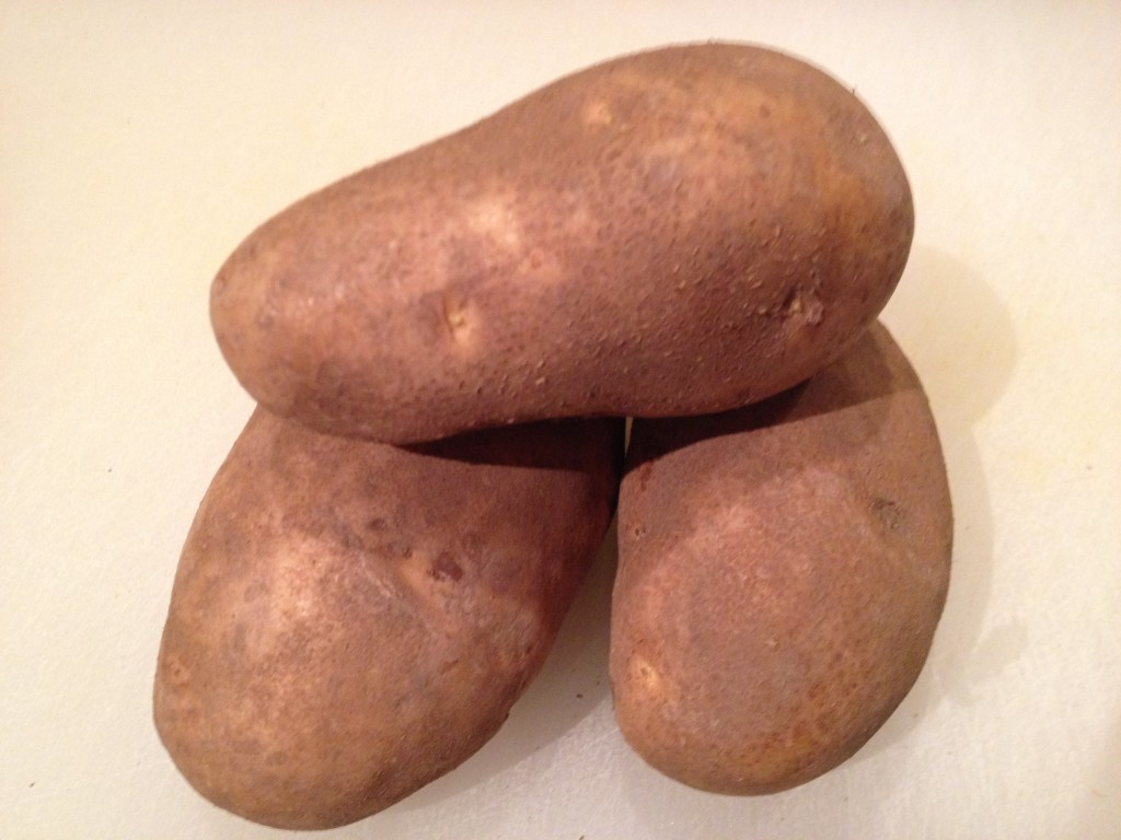 The humble potato...so versatile..