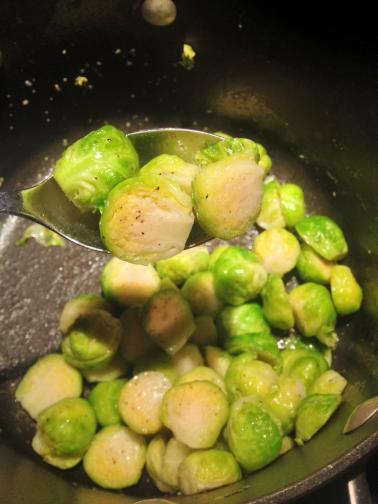 Better Tasting Brussel Sprouts