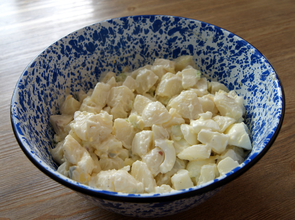 Mom's Homemade Potato Salad
