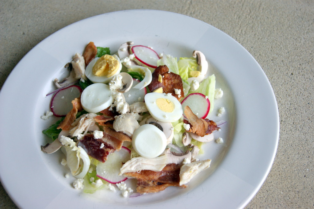 Ultimate Chicken Cobb Salad