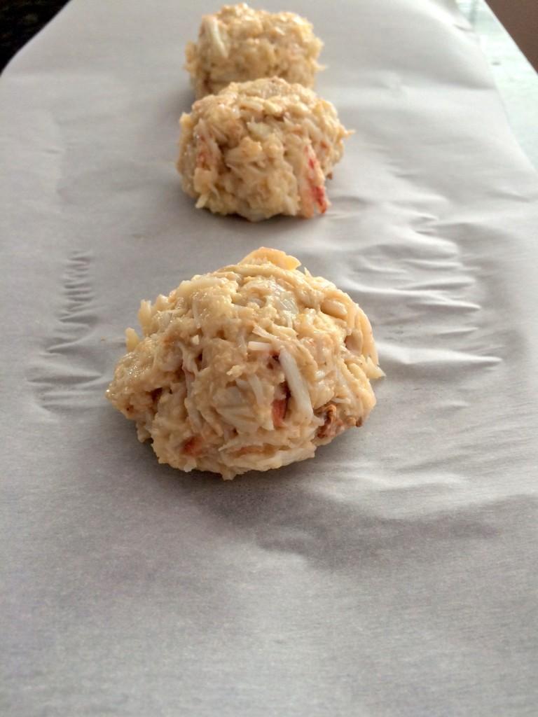 Bite Size Crab Cakes