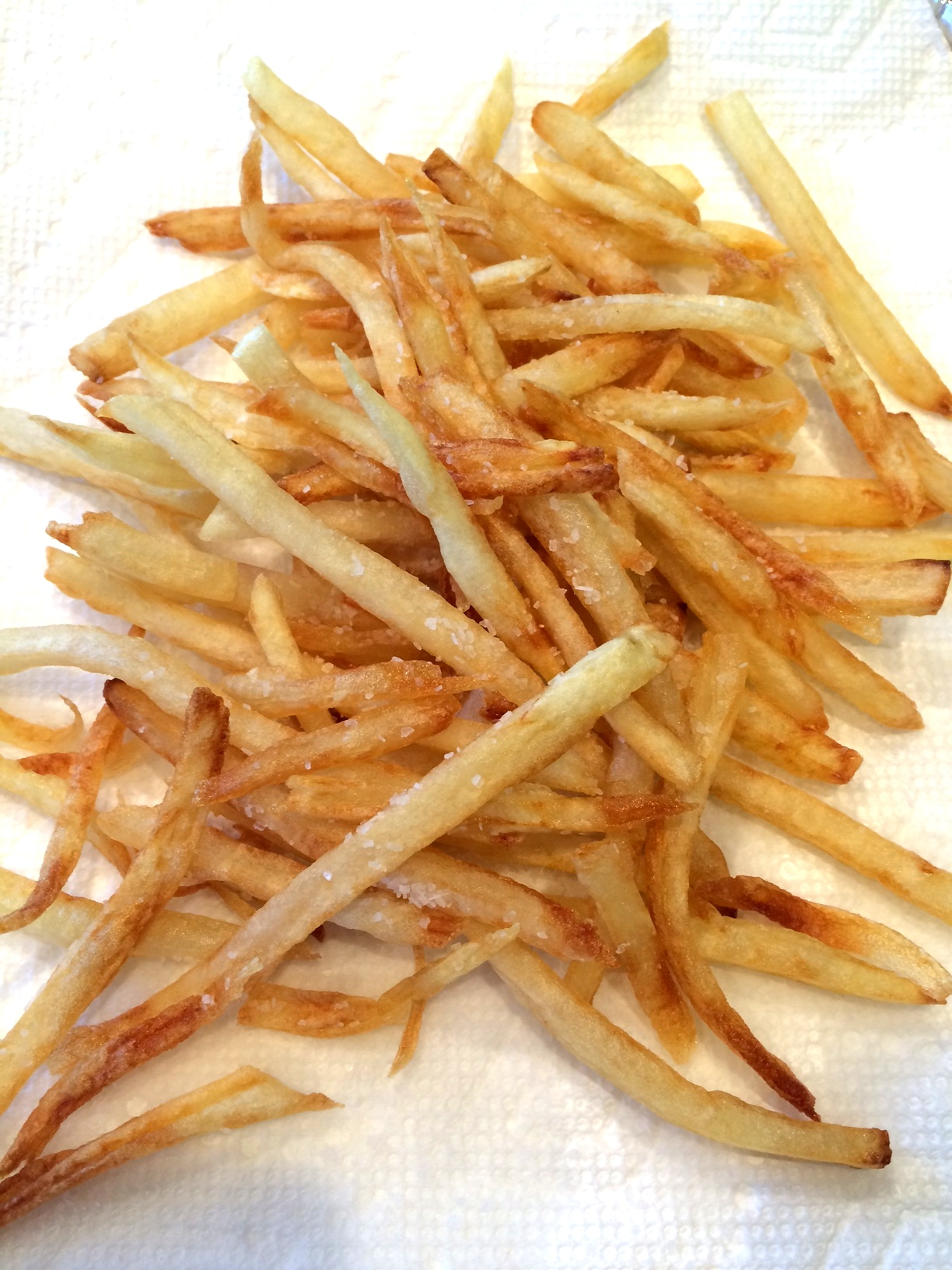 Homemade French Fries Fit Chef Chicago