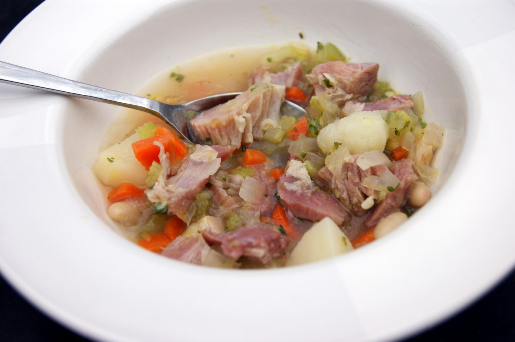 Potato, Ham and Bean Soup | Fit Chef Chicago
