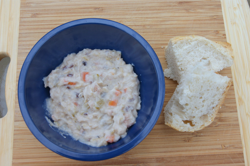 Slow Cooker Chicken and Wild Rice Soup | Fit Chef Chicago