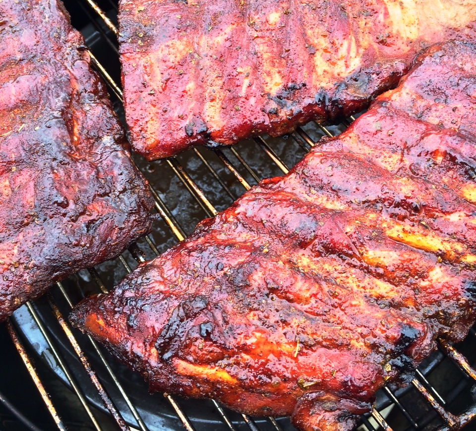 Smoked Baby Back Ribs | Fit Chef Chicago