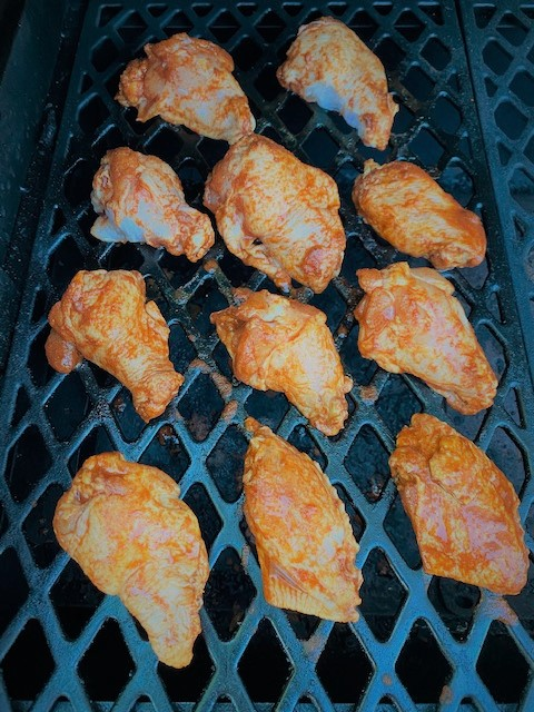 How to Smoke Chicken Wings